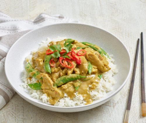 Mrs Liks - Yellow Curry Chicken